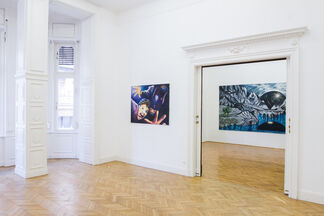 What a Beautiful Day, installation view