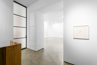 Tom Molloy: Black and White, installation view