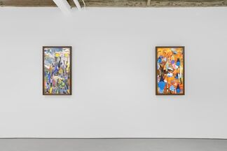 Brian Bress | Another Fine Mess, installation view