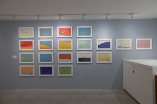 Allison Bianco: A Curious Tide, installation view