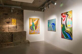 Michelangelo Antonioni: Pittore, installation view