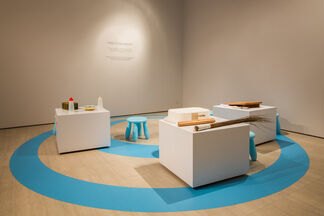 President's Young Talents, installation view