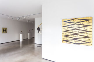 AU, installation view