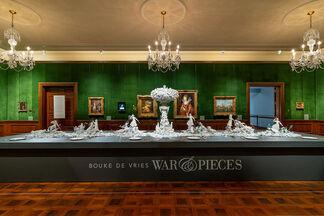 War & Pieces, installation view
