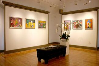 George Gordienko: An Amusing Life, installation view