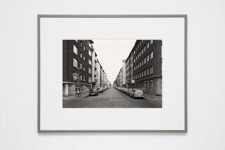 Michael Schmidt, Thomas Struth, Tobias Zielony – Stadtbilder, installation view