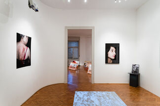 Furnishing the meaning, installation view