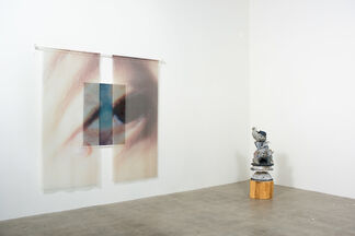 The Moonlight Works, installation view