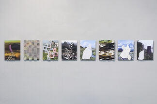 Evidence of their existence, installation view
