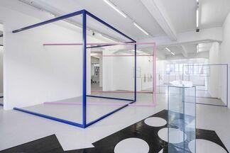 José León Cerrillo - The New Psychology, installation view