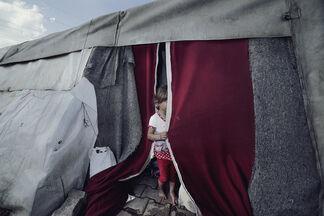 Osama Esid: Suleiman's Tent, installation view