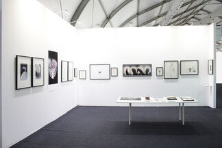 Mur Nomade at Art Central 2016, installation view