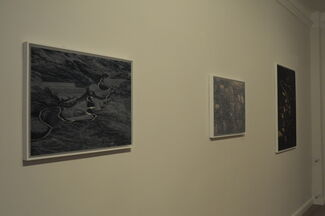 Jory Hull - Flyover State, installation view