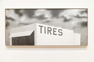 Ed Ruscha and the Great American West, installation view