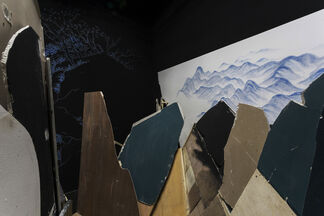 Liang Shuo: Temple of Candour, installation view
