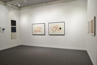 Galerie Hans Mayer at FIAC 14, installation view