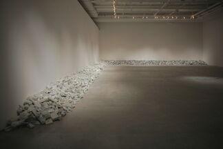 Discard-Liu Jianhua Solo Exhibition, installation view