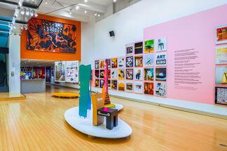 Dan Friedman: Radical Modernist, installation view