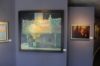 Within the City, installation view