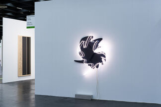 Häusler Contemporary at Art Cologne 2017, installation view