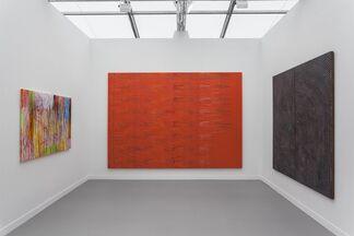 Tina Kim Gallery at Frieze New York 2017, installation view