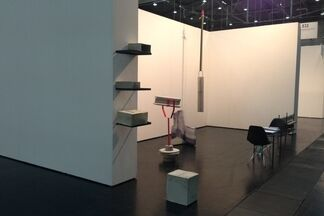 Gabriele Senn Galerie at Vienna Fair 2014, installation view