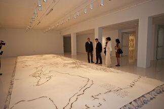 Cai Guo-Qiang: Saraab, installation view