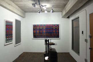 Black is a Blind Remembering, installation view