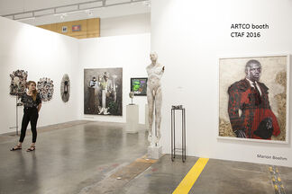 ARTCO Gallery at Investec Cape Town Art Fair 2018, installation view