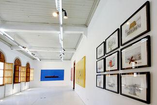 EL PINTOR BOHEMIO - Diego Hernandez, installation view