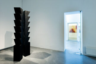 In Context: La courte échelle (The short ladder), installation view