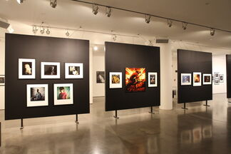 Walls of Sound: Photographs by Danny Clinch, installation view