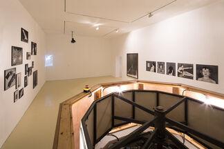 Ronit Porat: Mr. Ulbrich and Miss Neumann, installation view
