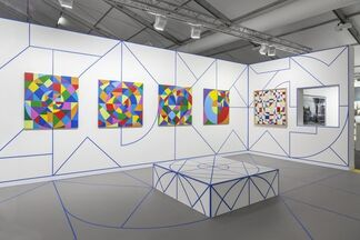Timothy Taylor at Frieze London 2017, installation view