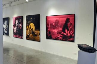 STARS & ICONS, installation view