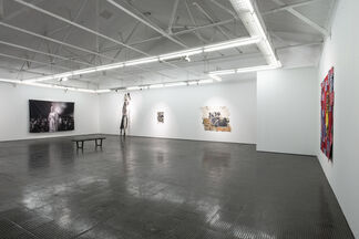 Gather   Group Exhibition, installation view
