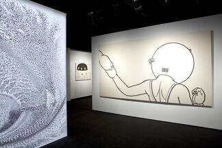 Bye Bye Kitty!!! Between Heaven and Hell in Contemporary Japanese Art, installation view