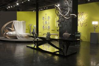 Todd Merrill Studio Contemporary at Collective Design Fair, installation view