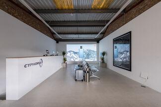 Stine Deja 'Cyphoria', installation view