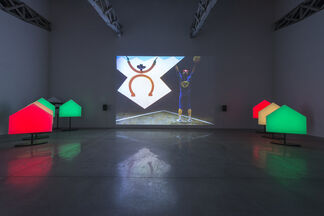 Ericka Beckman, installation view