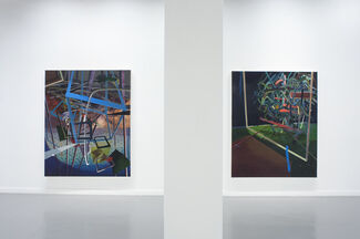 Kelley Johnson: Recent Paintings, installation view