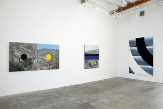 JAMES HYDE:  GROUND, installation view