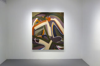 John Millei: selected paintings, installation view