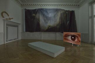 Anna K.E. & Florian Meisenberg | COUNTDOWN BELLADONNA, installation view