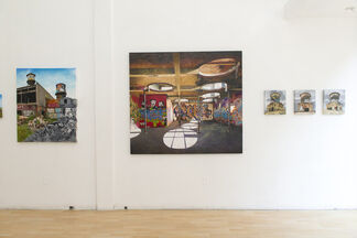 """Jessica Hess: """"More is More"""", installation view"""