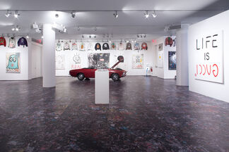 The Real Buy, installation view
