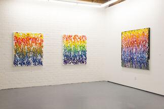 JonOne : West Side Stories, installation view