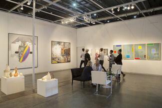 Vasari at arteBA 2019, installation view