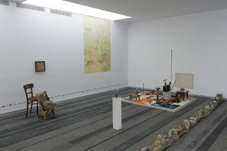 The Exhibition of 21 shortlisted artists for the Future Generation Art Prize 2010 at the PinchukArtCentre, installation view