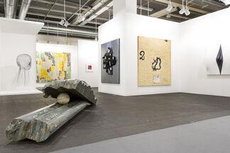 Galerie Lelong at Art Basel 2017, installation view